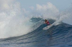 Volcom Fiji Pro Day Two Lay Day Gallery Photo 0004