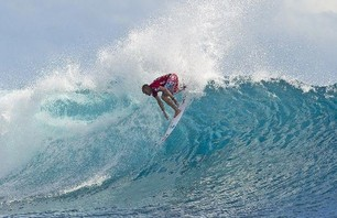 Volcom Fiji Pro Day Two Lay Day Gallery