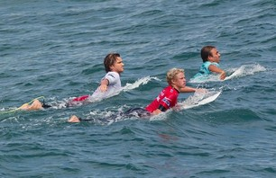 No Major Upsets at Nike US Open of Surfing and Womens Nike US Open of Surfing