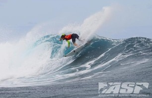 No Major Upsets as Round Two of Billabong Pro Teahupoo Concludes Photo 0007