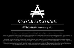 The $50,000 Kustom Air Strike