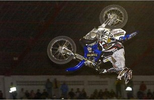 The AFMXA and FMX Best Trick