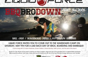 Liquid Force\'s BBQ Brodown