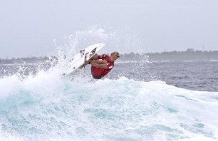 Pat Gudauskas Makes History in the Maldives