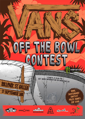 Vans Off The Bowl Comp