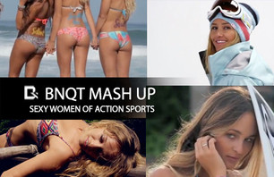 BNQT MASH UP - Women Of Action Sports
