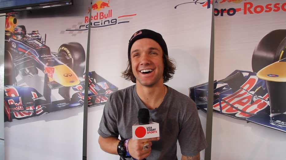 Pro Snowboarder Louie Vito Exclusive Interview
