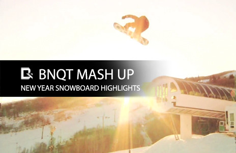 New Year Snowboard Highlights