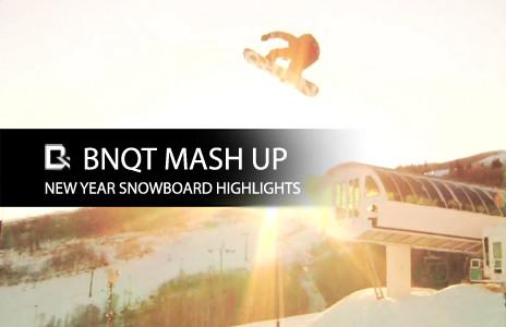 New Year Snowboard Highlights