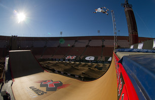 X Games Skateboard Big Air Elimination Results