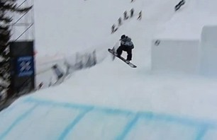 Shaun White Basically Has the Triple Cork Dialed