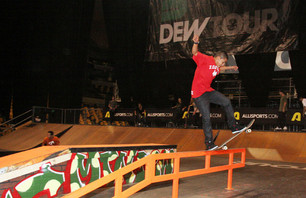 Dew Tour Lands in Salt Lake