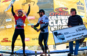 Nate Yeomans Wins Coldwater Classic