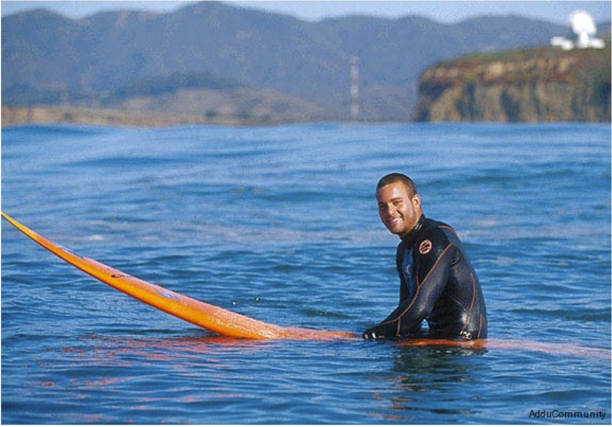 Jay Moriarity Famous Wipeout
