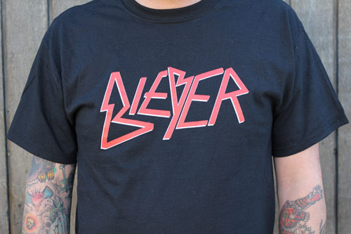 bieber slayer t shirt. Bieber and Slayer sittin#39; on a