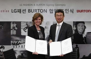 Burton Snowboards Partners with LG Fashion in Korea