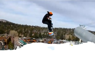 Arbor Snowboards at Bear Mountain