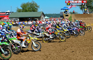 2011 Lucas Oil Motocross Championship Schedule Released