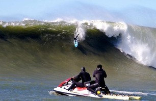 Jet Ski Debate at Mavericks
