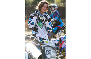 Andr Villa Signs with DC\'s Motocross Team