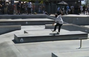 Ryan Sheckler\'s Skate for a Cause