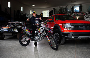 Brian Deegan Joins Ford Racing