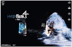 New O\'Neill Stretch-a-Freak Game