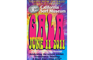25th Anniversary Gala Fundraiser for California Surf Museum