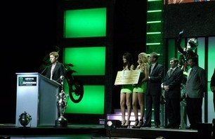 Monster Energy Supercross Award Ceremony