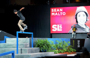 Sean Malto Misses First Stop on Street League Tour