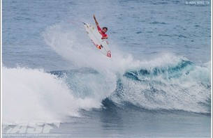 Dane Reynolds Resigns for 6 More Years with Quiksilver