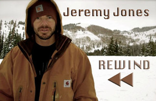 Rewind: Jeremy Jones video parts over the last 15 years