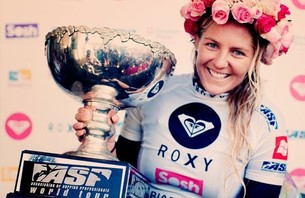 Surfer Stephanie Gilmore Clinches 5th ASP World Title