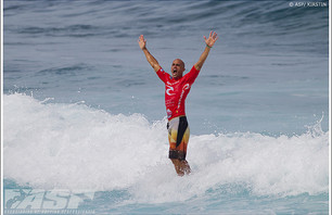 Kelly Slater Wins Tenth ASP World Title