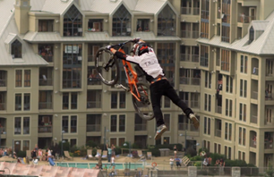T-Mac and Strait  Go Big at Whistler