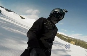 Shaun White Gets Jiggy with His GoPro