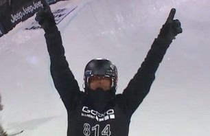 Shaun White Wins Superpipe at X Games Aspen 2013