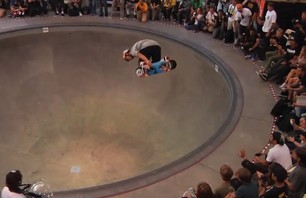 Thrasher Magazine Recaps Vans Pro Tec Pool Party