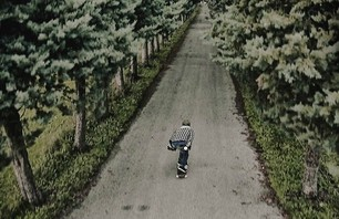 Watch Incredible Flying Drone Views of Skateboarding, Mountain Biking and More