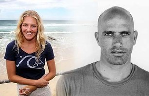 Kelly Slater and Stephanie Gilmore To Be Intl Surfing Day Ambassadors