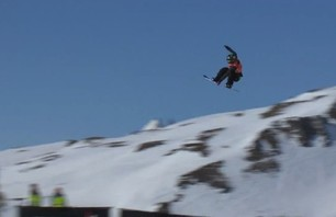 TTR Tricks - Jamie Anderson Wins Slopestyle at BEO 2012