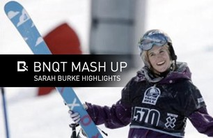 BNQT Mash Up - Sarah Burke Highlights