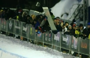 Super Slow-Mo at the World Snowboarding Championships