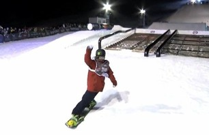 TTR Tricks - Roope Tonteri Wins TTR Burn River Jump Big Air 2012