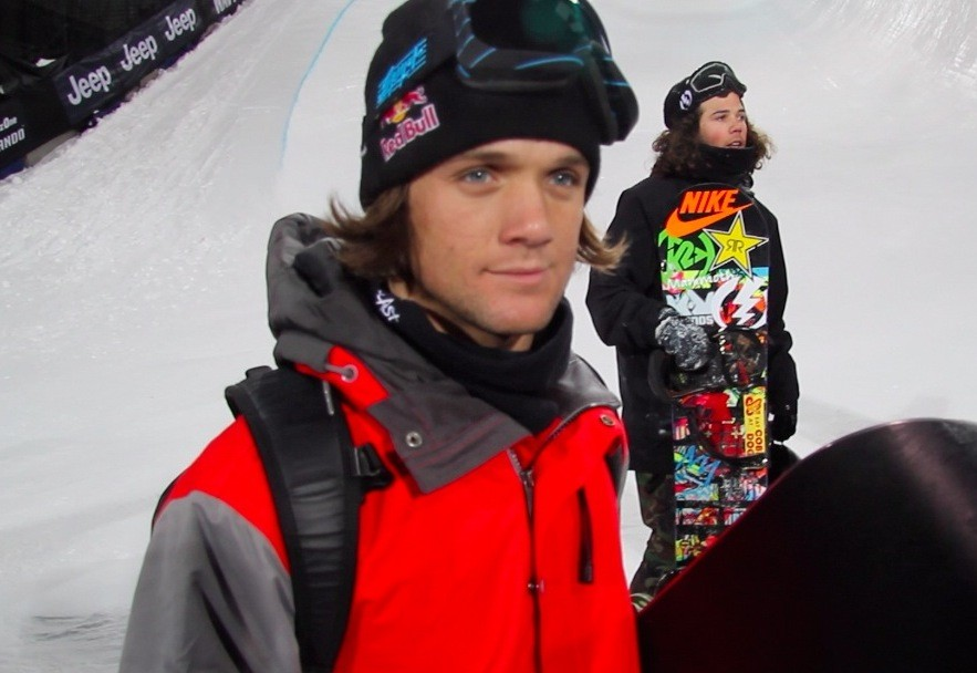 Winter X Games 2012: Catching Up With Louie Vito