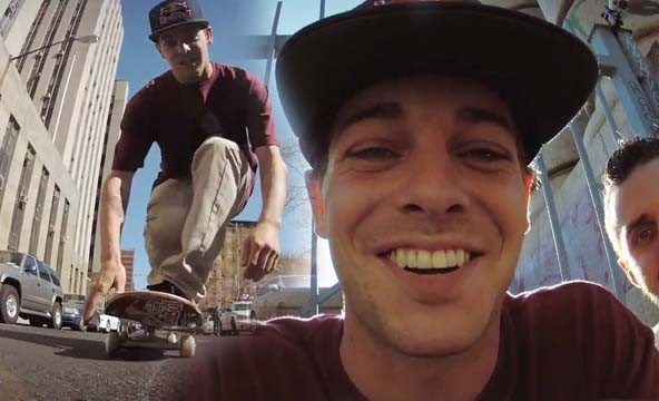Ryan Sheckler Goes Gaga over New GoPro
