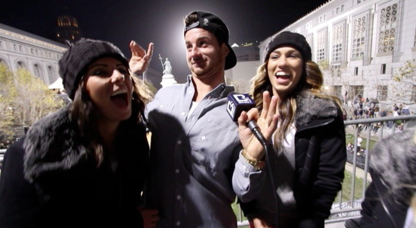 Big Daddy and the Fox Girls - San Fran Dew Tour