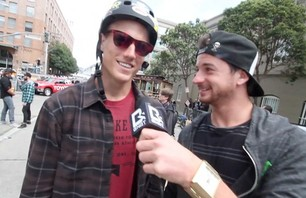 Big Daddy and Dennis Enarson - DEW TOUR SF
