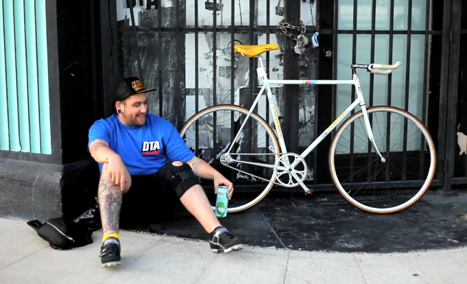 Los Angeles Bicycle Portraits
