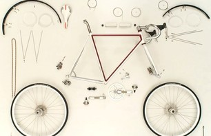 Fixie Bike Build